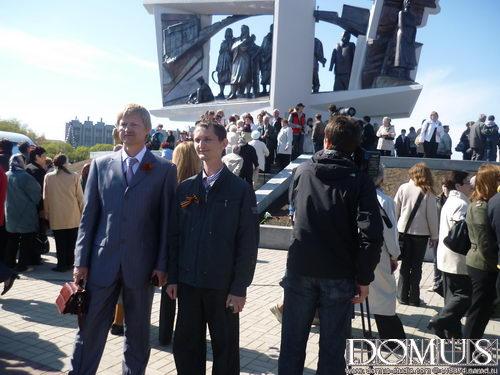 Vakhitov IA, Voevodin, SV - co-authorАрхитектор Игорь Вахитов и дизайнер Сергей Воеводин – члены авторского коллектива