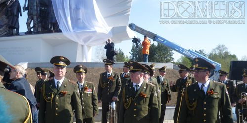 Military band. Photos