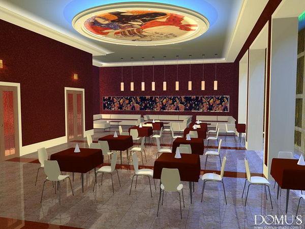 Design cafe theatre
