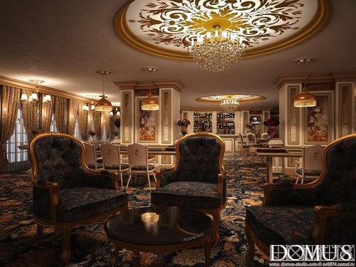 Design interior casino europe in tunisia for Vip room interior design